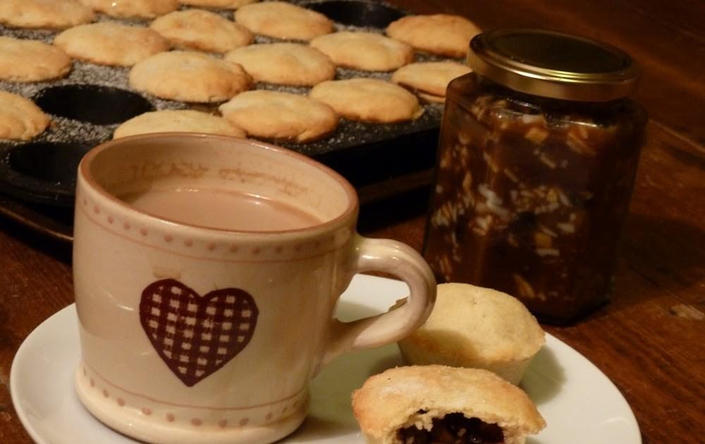 Siliconemoulds Blog Homemade Boozy Mince Pies