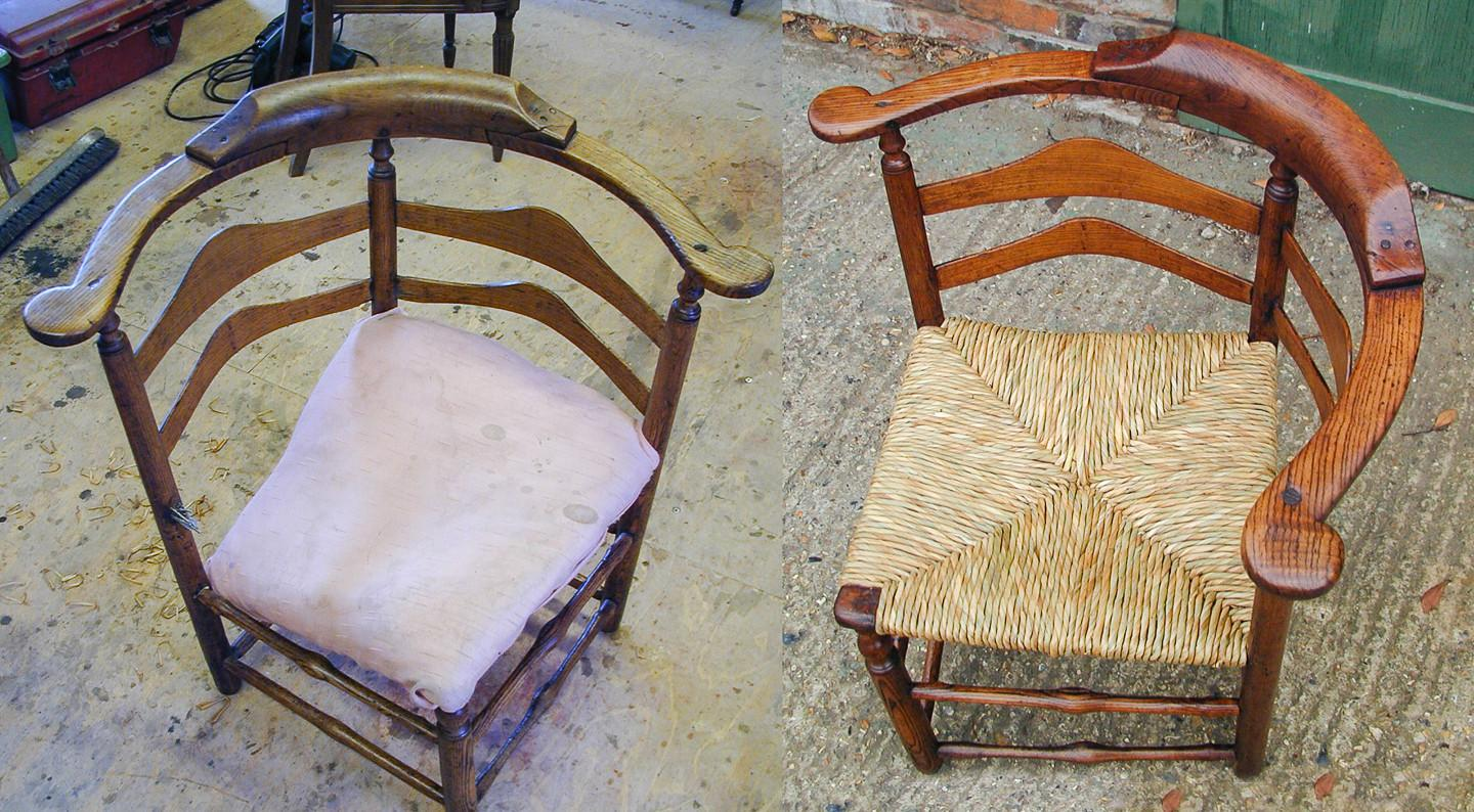 Simon Lorkin Antique Restoration Before After Photos