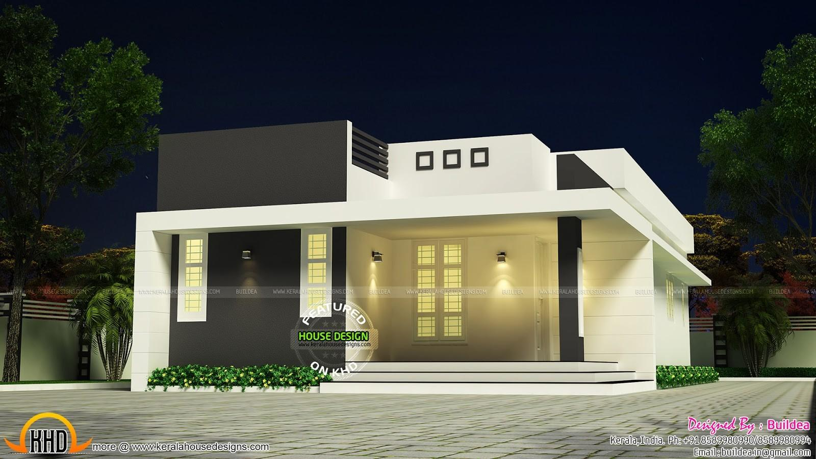 Simple Beautiful Low Budget House Kerala Home Design