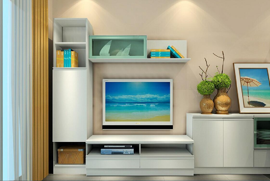 Simple Cabinet Small Living Room