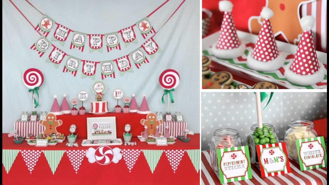 Simple Christmas Party Decorations Billingsblessingbags