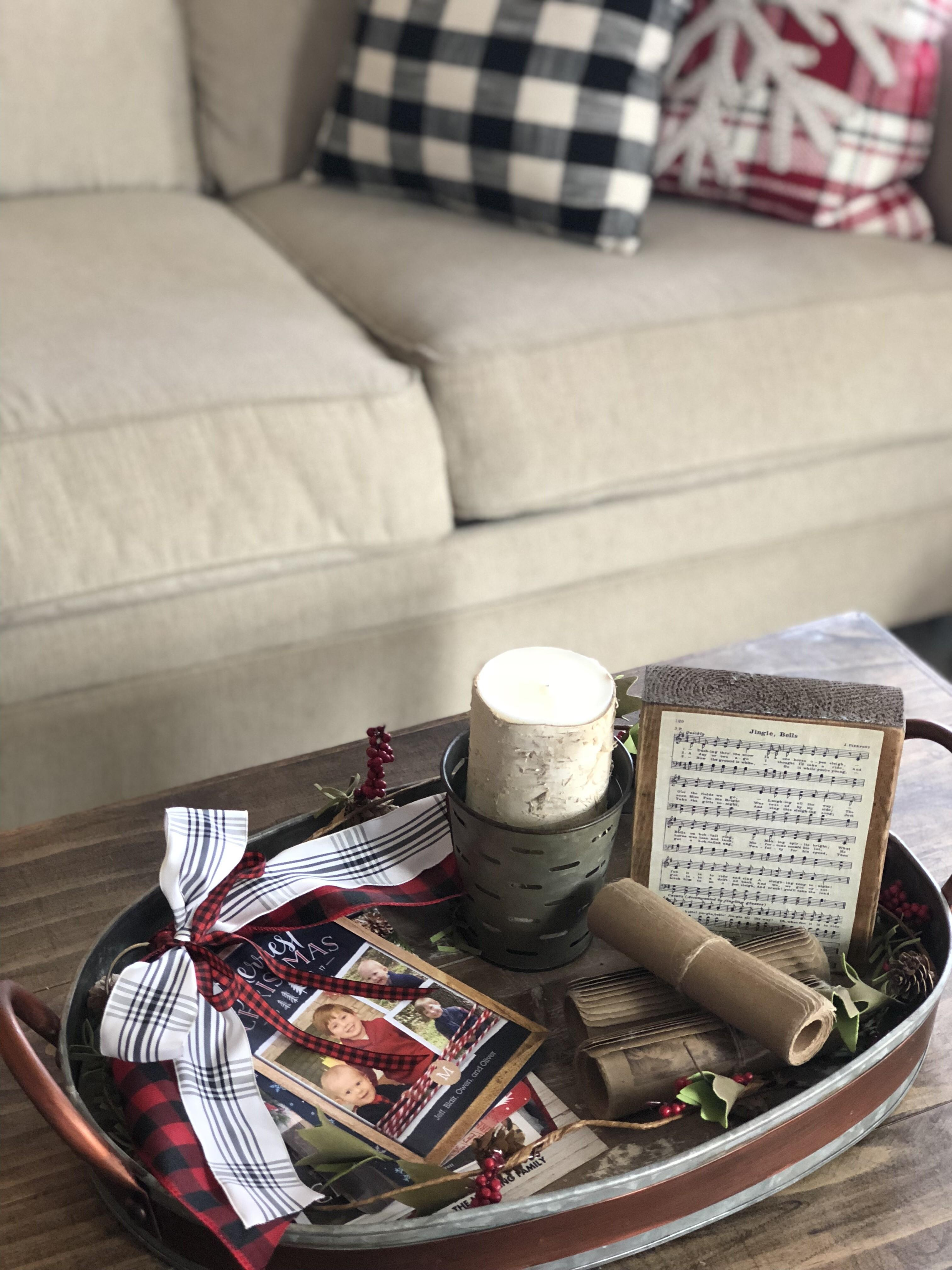 Simple Diy Christmas Card Project Easy Way