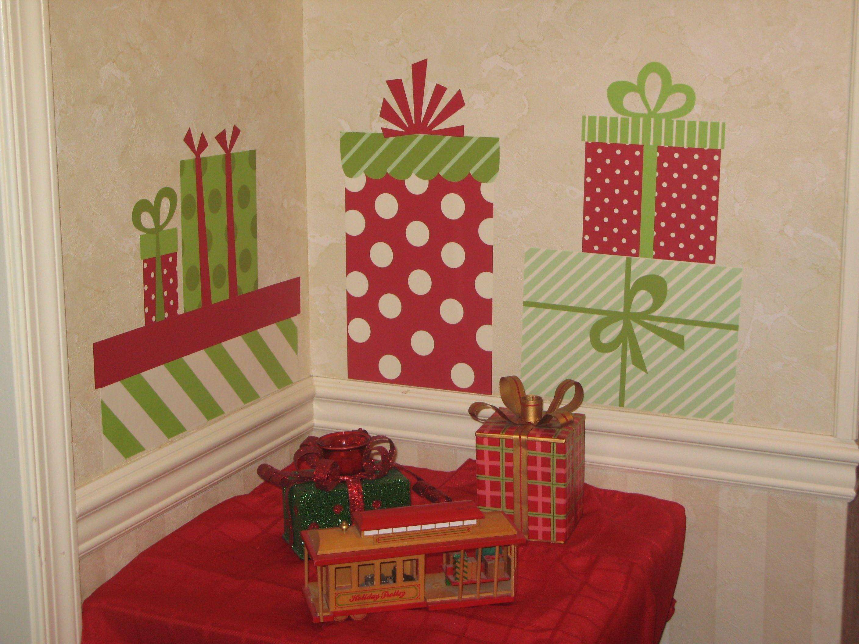 Simple Diy Christmas Decorations Creative Gift Themes