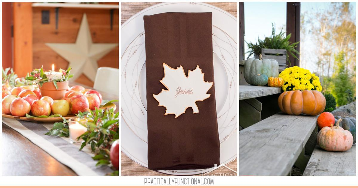 Simple Diy Fall Decor Projects