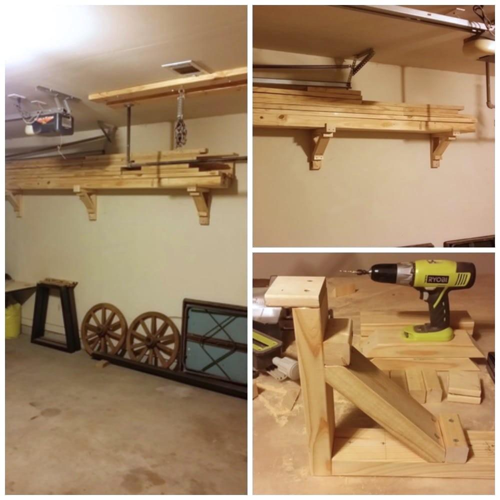 Simple Diy Garage Storage Solutions Can Today