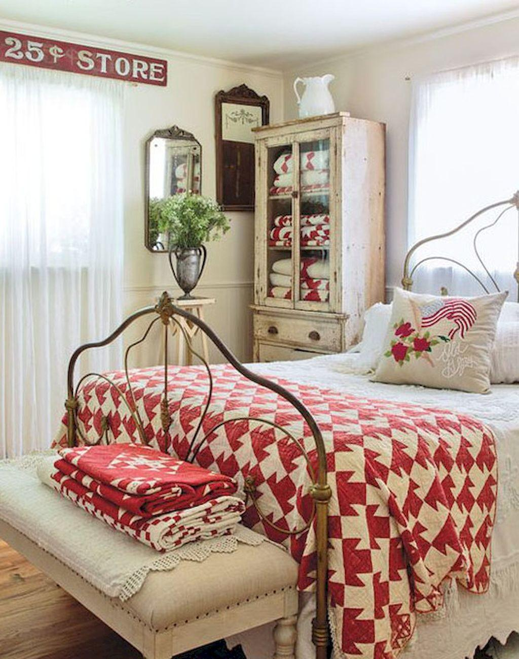 Simple Easy Christmas Bedroom Decorating Ideas