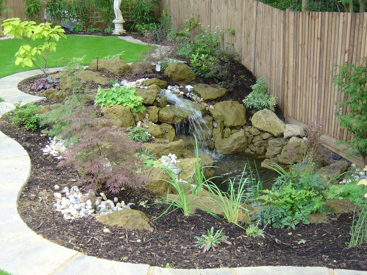 Simple Easy Diy Backyard Landscaping House Design