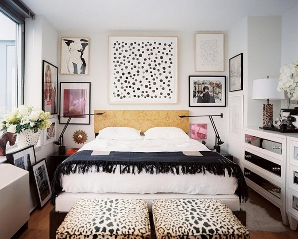 Simple Eclectic Bedroom Decor Decorating