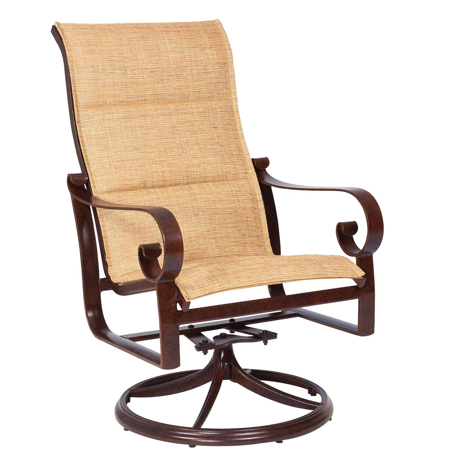 Simple High Back Rocking Chair Small Home Remodel Ideas