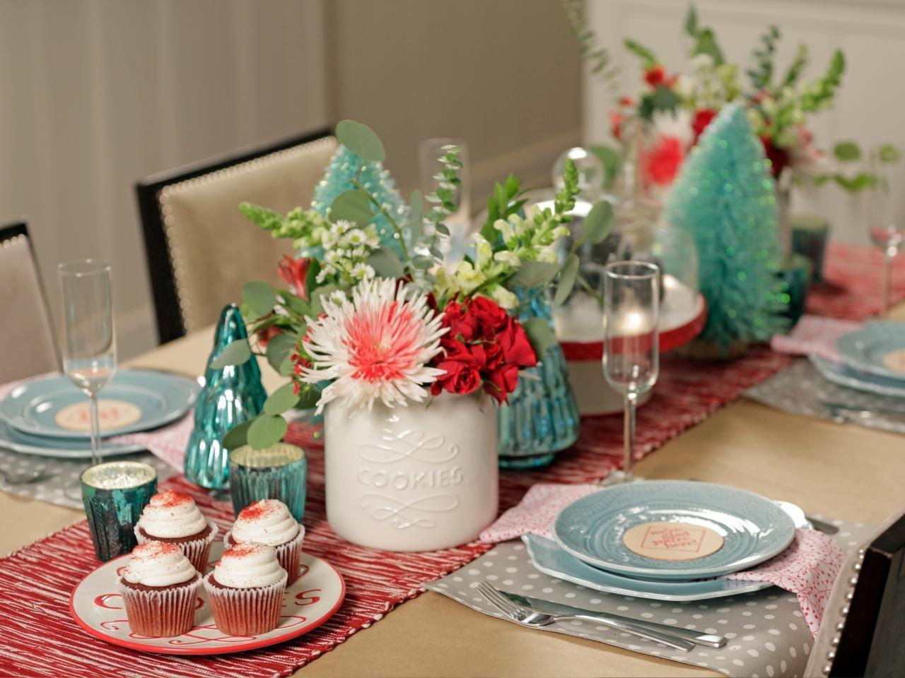 Simple Holiday Table Settings Crafternoon