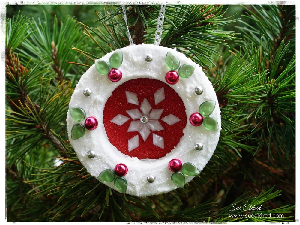 Simple Homemade Christmas Ornaments Favecrafts