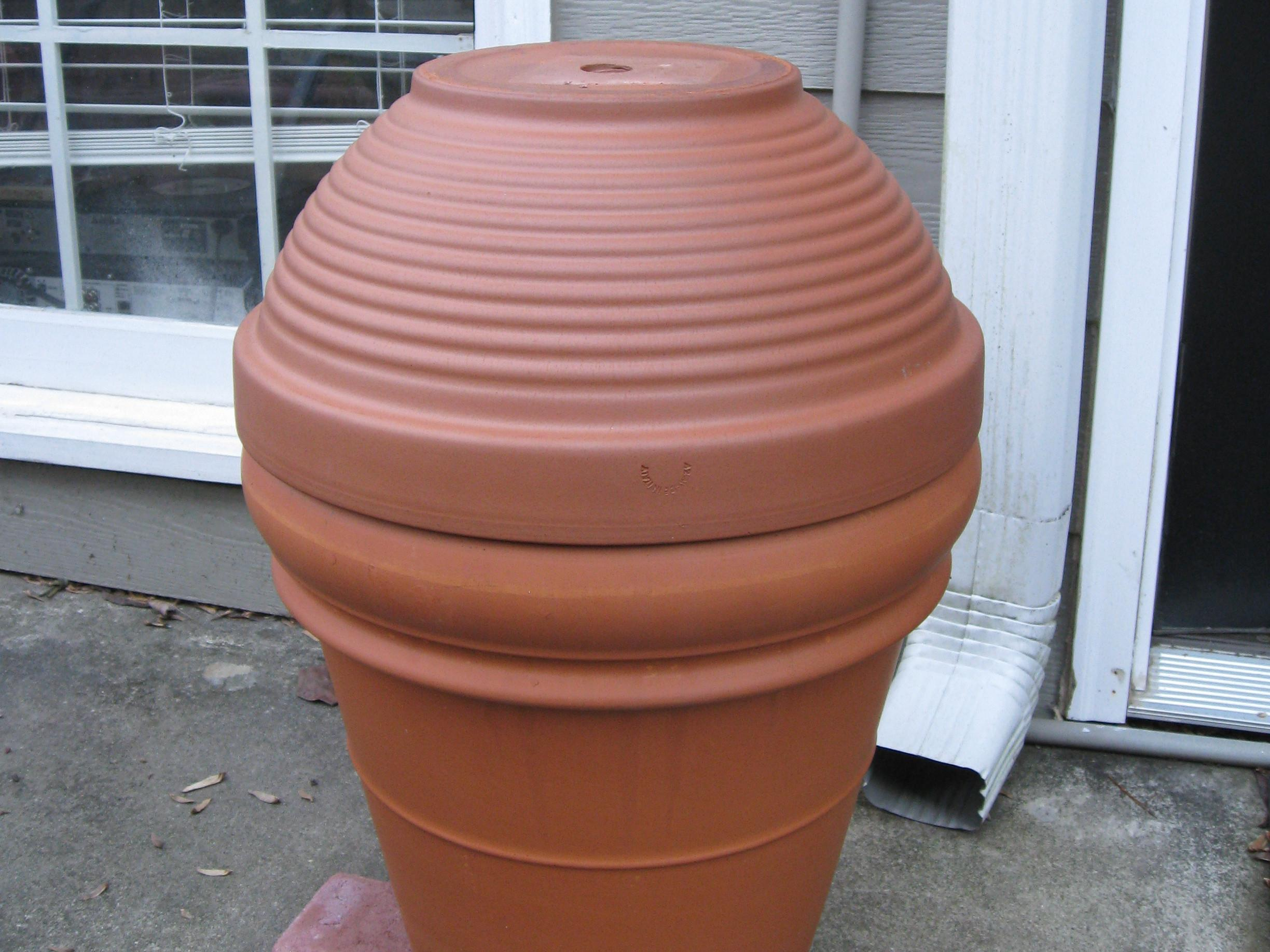 Simple Inexpensive Clay Pot Smoker Make