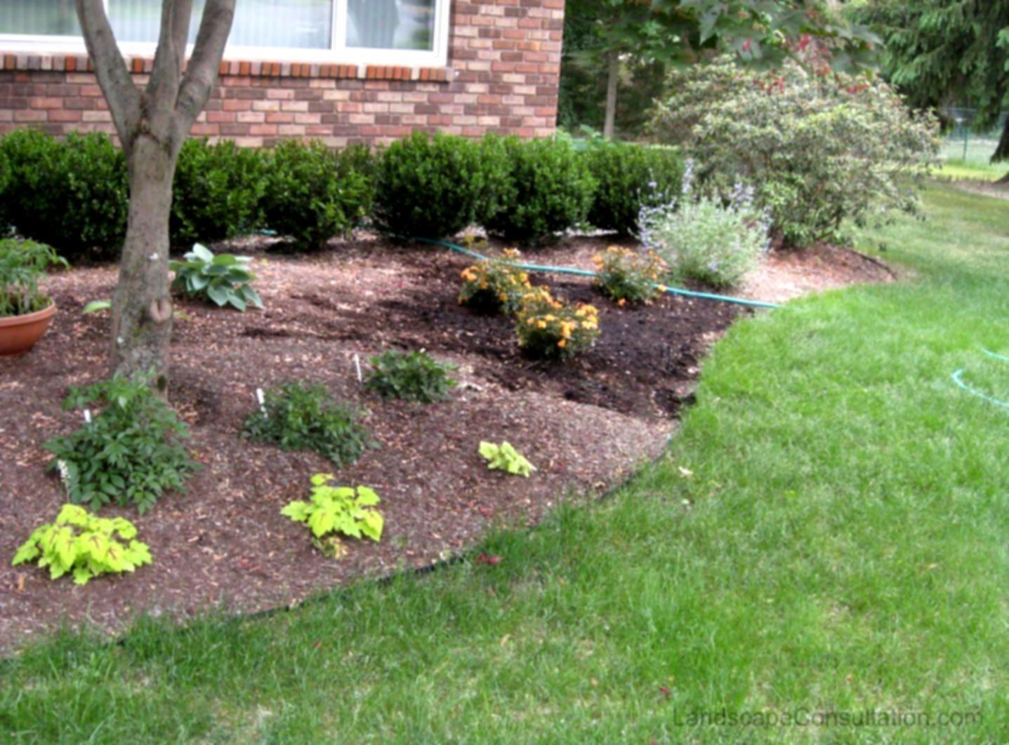 Simple Landscape Design Ideas Backyard