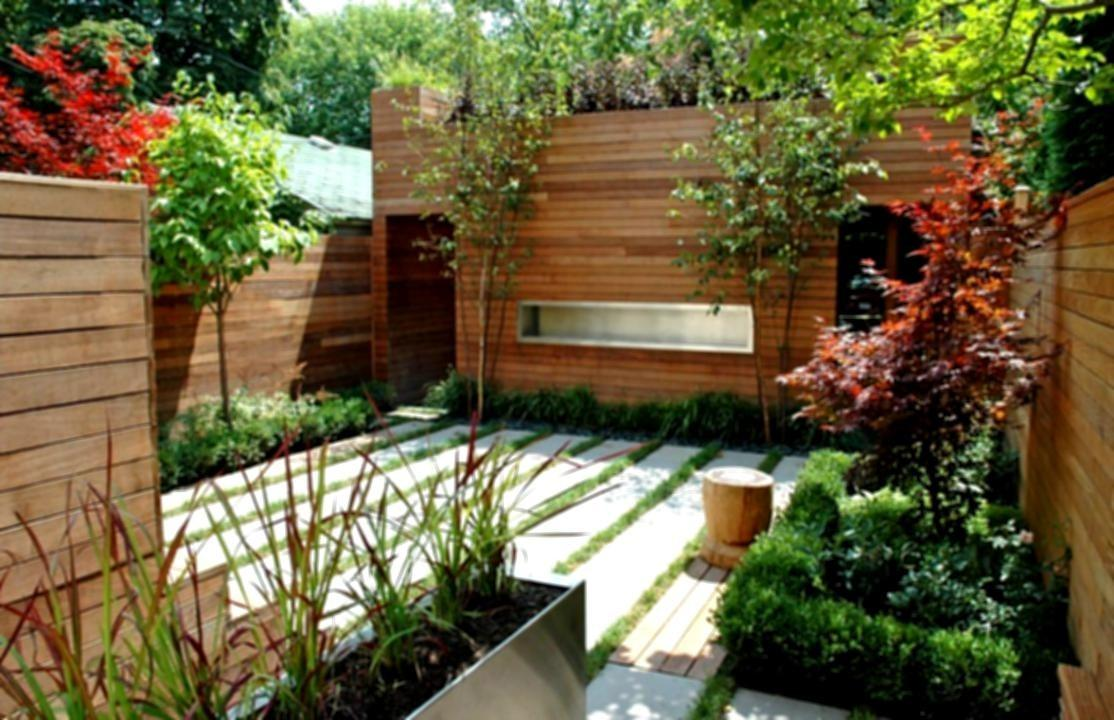 Simple Landscaping Ideas Backyards Best Backyard Easy