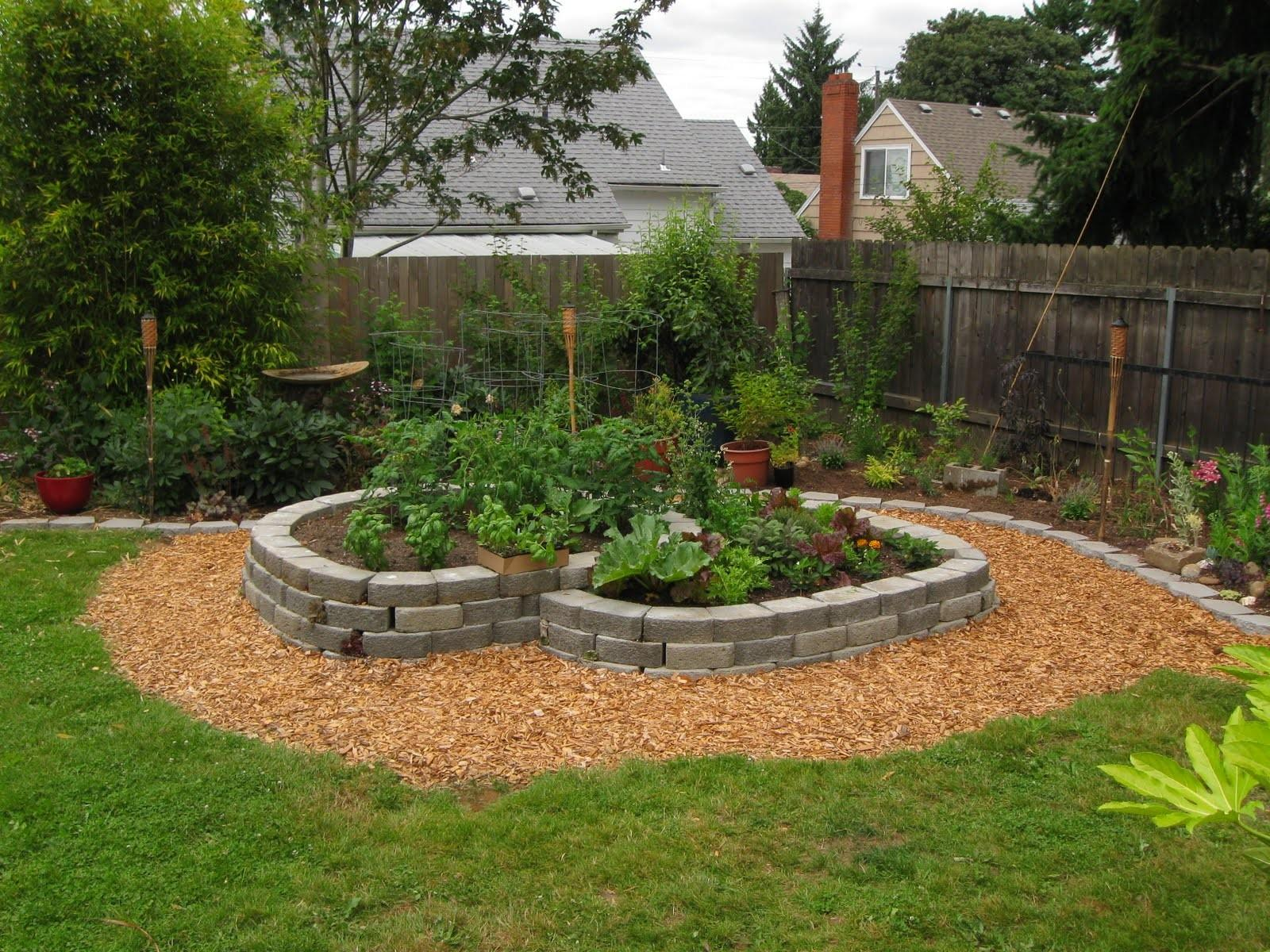 Simple Landscaping Ideas Low Maintenance Design