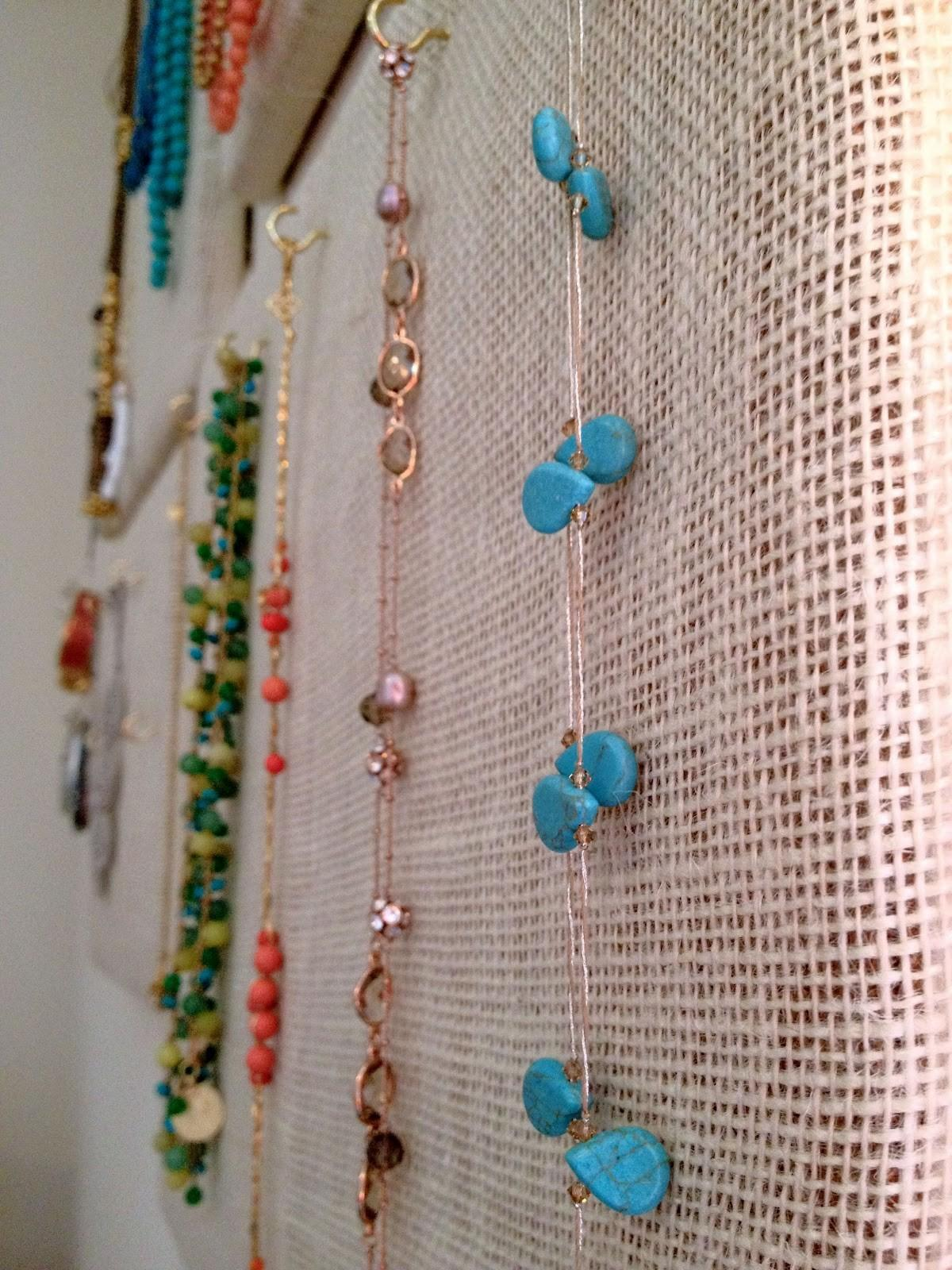 Simple Life Diy Jewelry Board