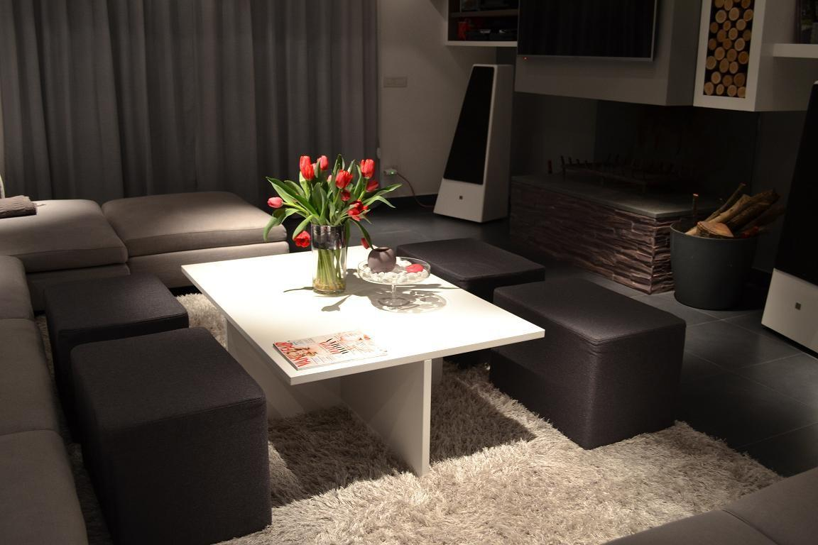 Simple Nevertheless Clever Coffee Table Design Style