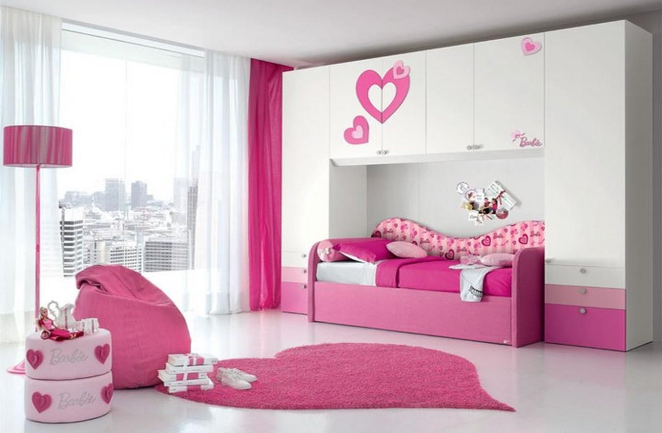 Inspiration Pink Girls Bedroom Designs That Are Just Perfect For