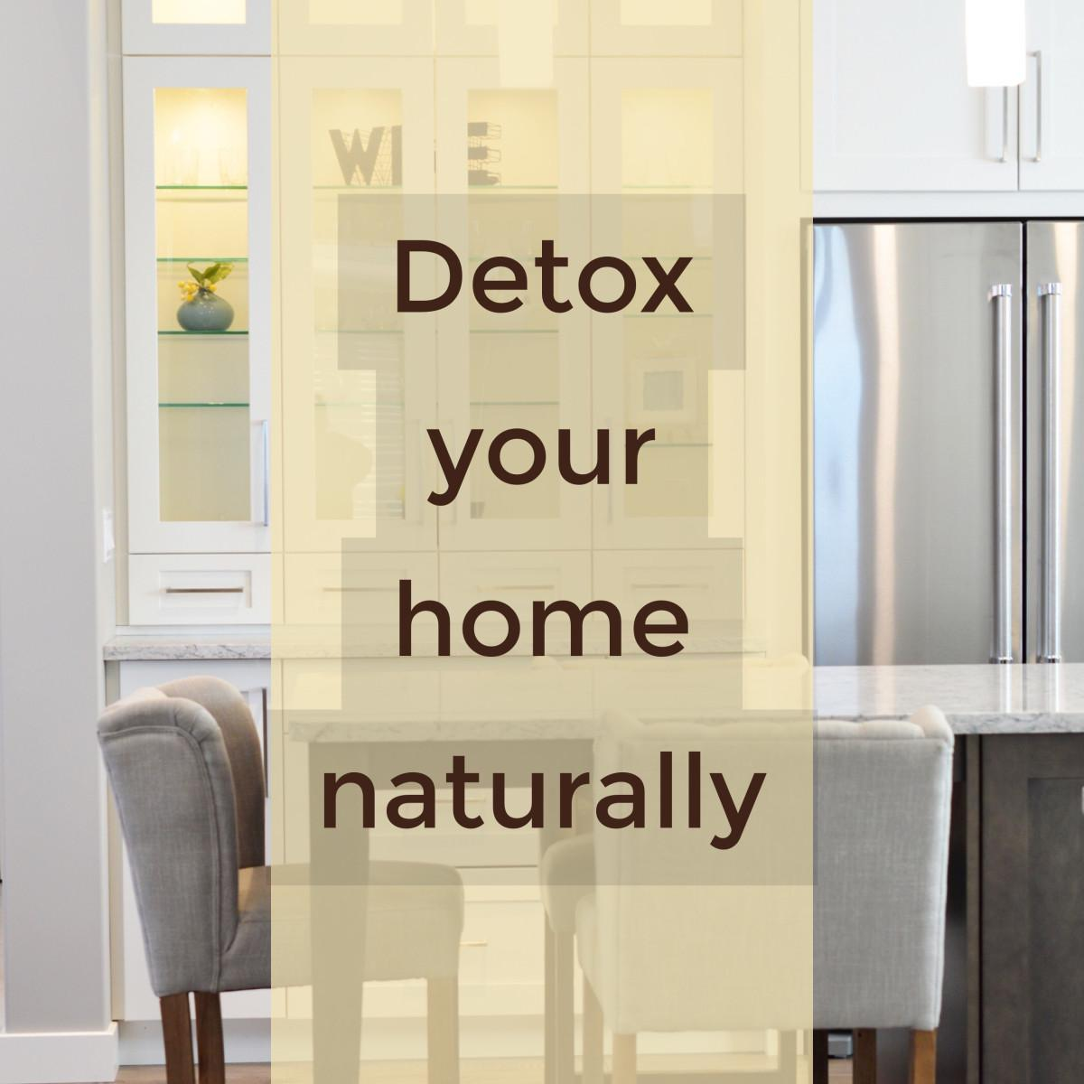 Simple Rules Naturally Clean Detox Your Home