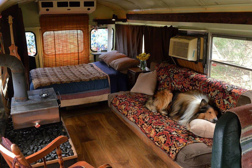 Simple Short Bus Conversion Inspiration Decoratoo