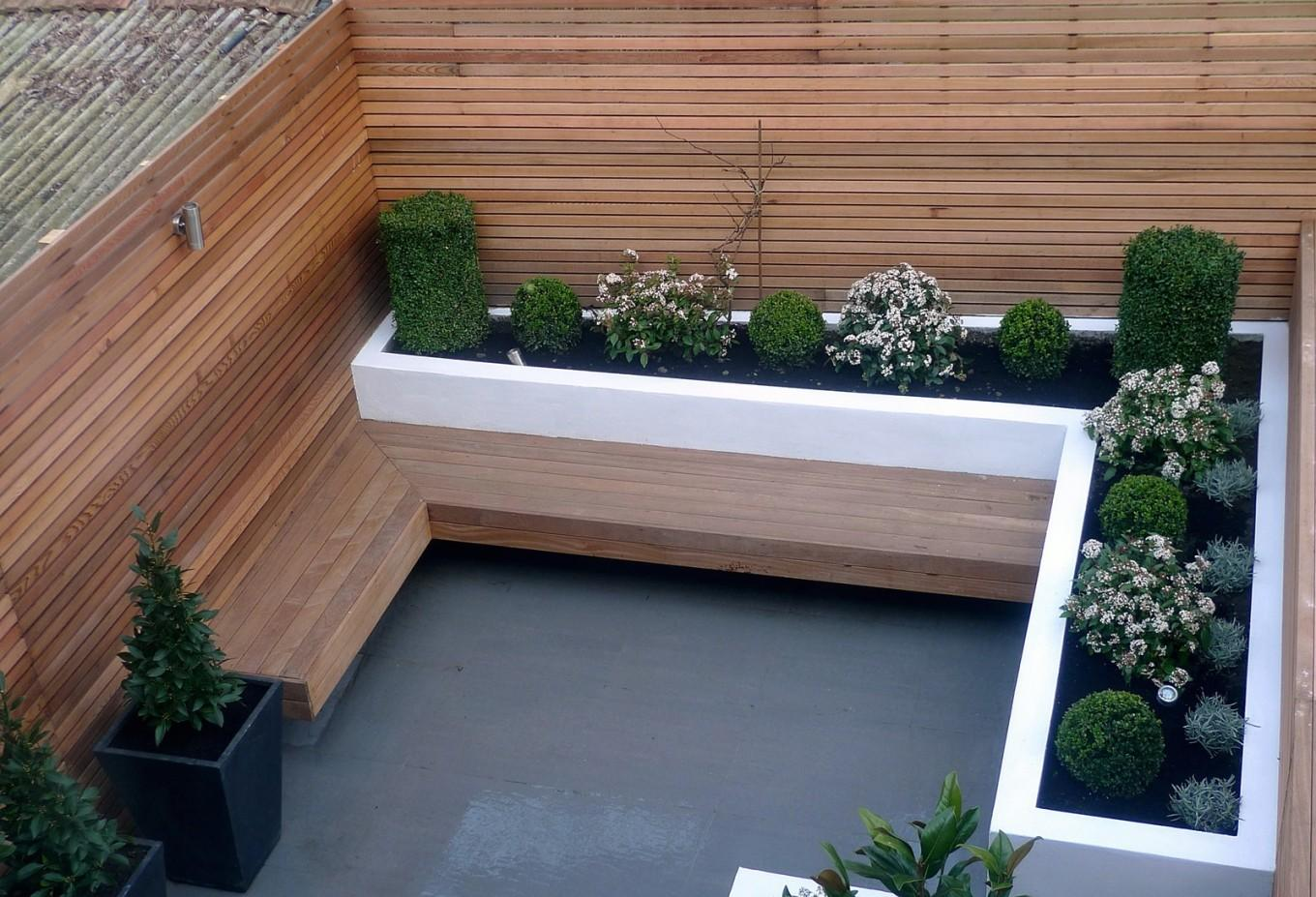 Simple Small Garden Design Ideas Low Maintenance Home