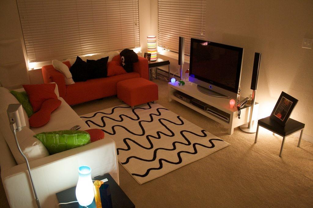 Simple Small Living Room Decorating Ideas 4903