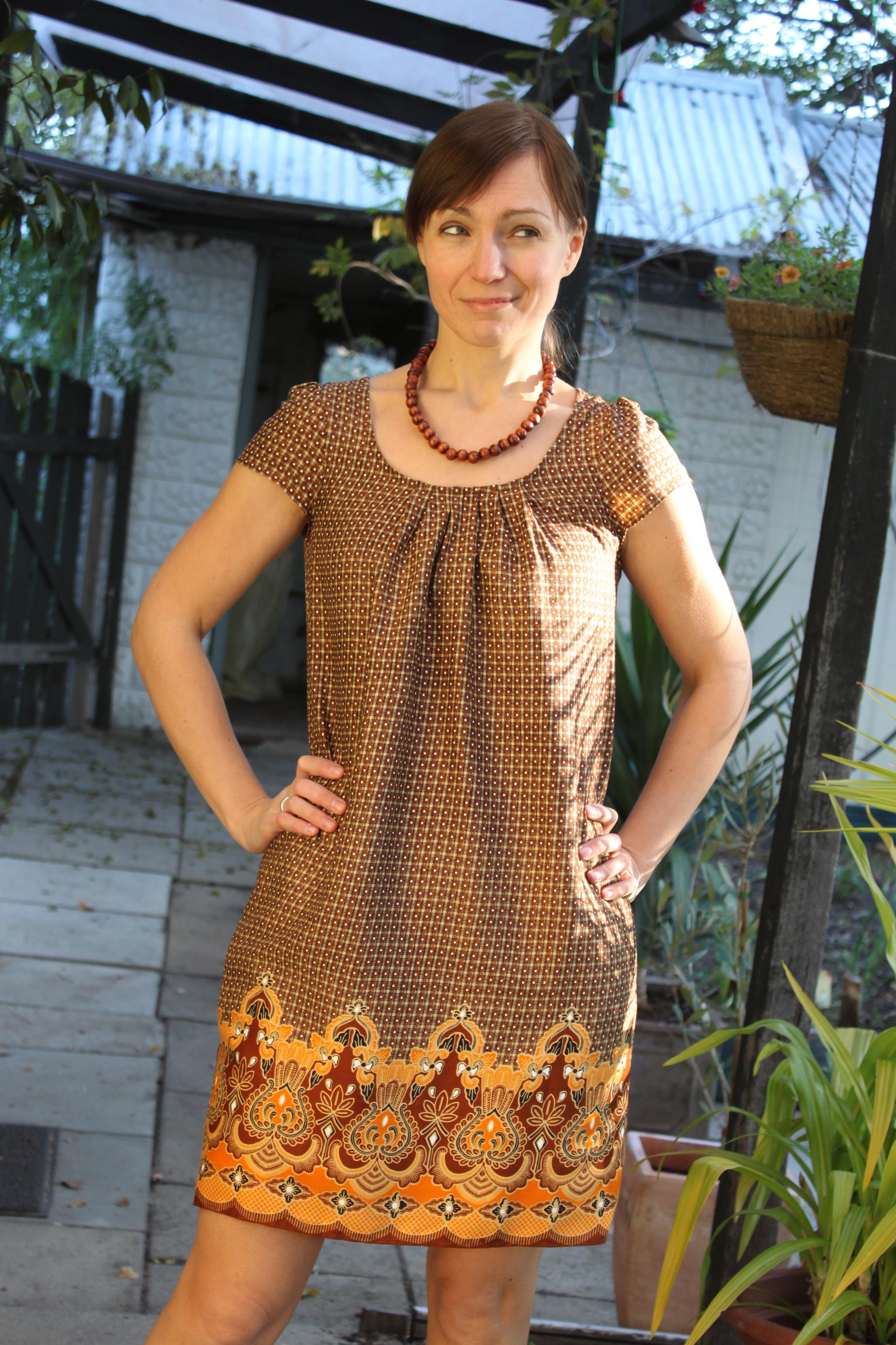 Simple Summer Dress Sewing Projects Burdastyle