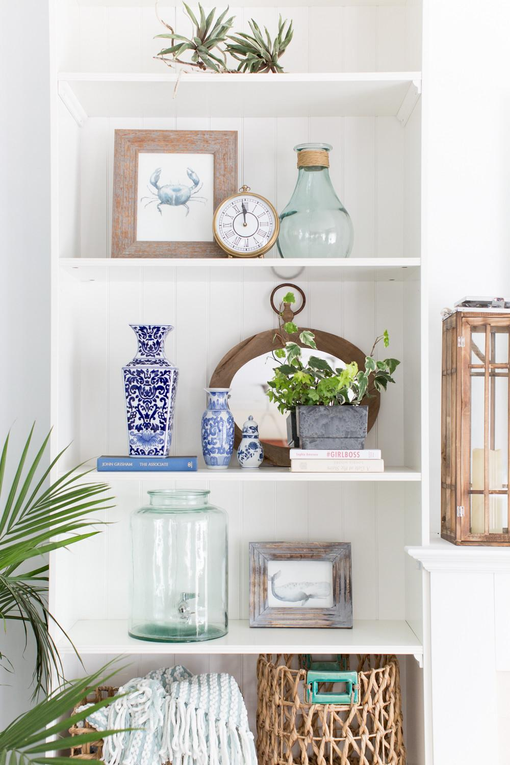 Simple Summer Home Tour