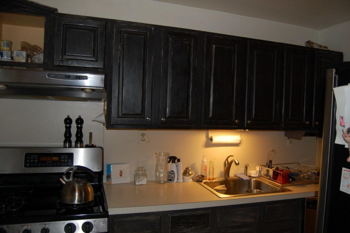 Simple Tips Painting Kitchen Cabinets Black