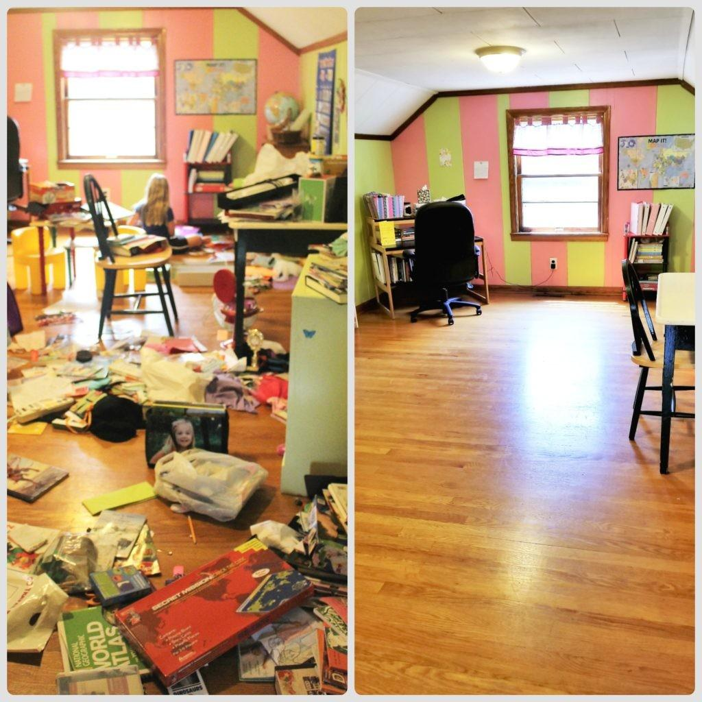 Simple Ways Begin Living Clutter Life Time