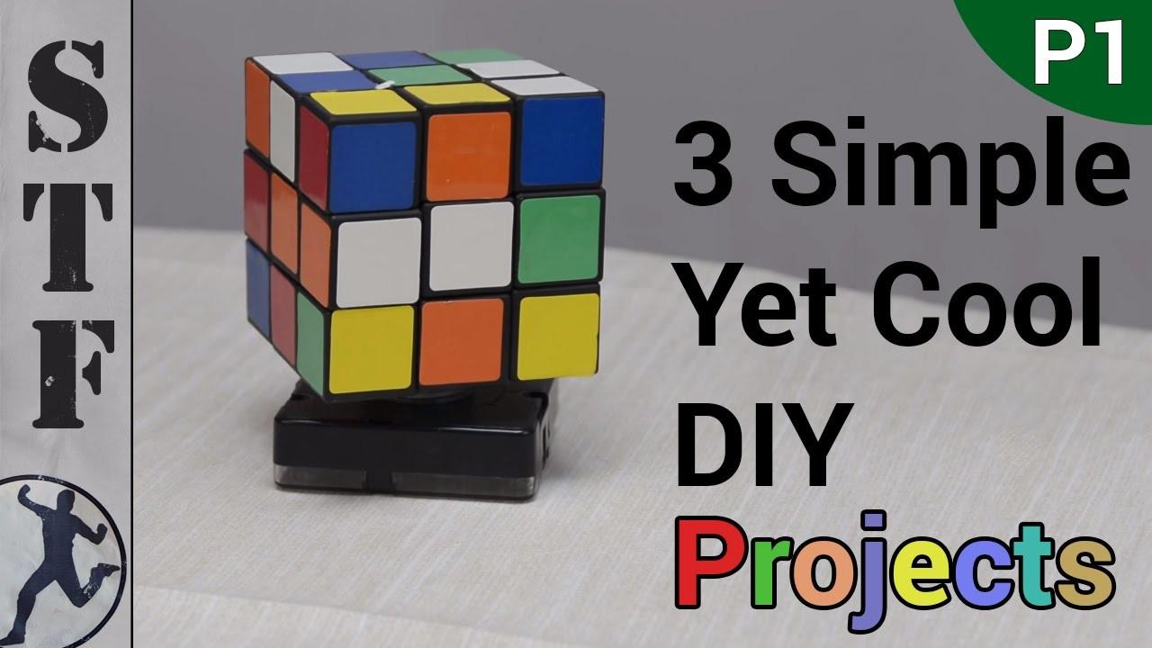 Simple Yet Cool Diy Projects Part