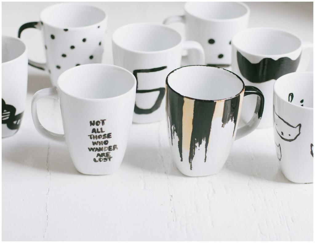 Simplest Diy Coffee Mugs