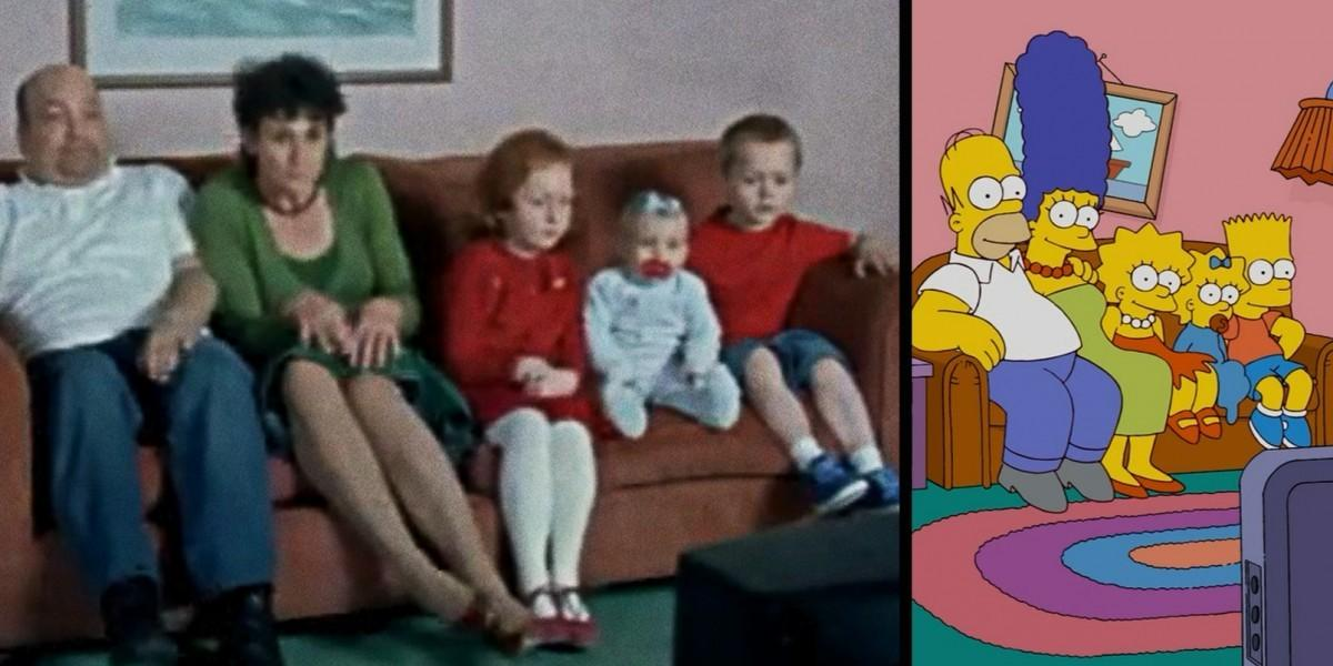 Simpsons Real Life House