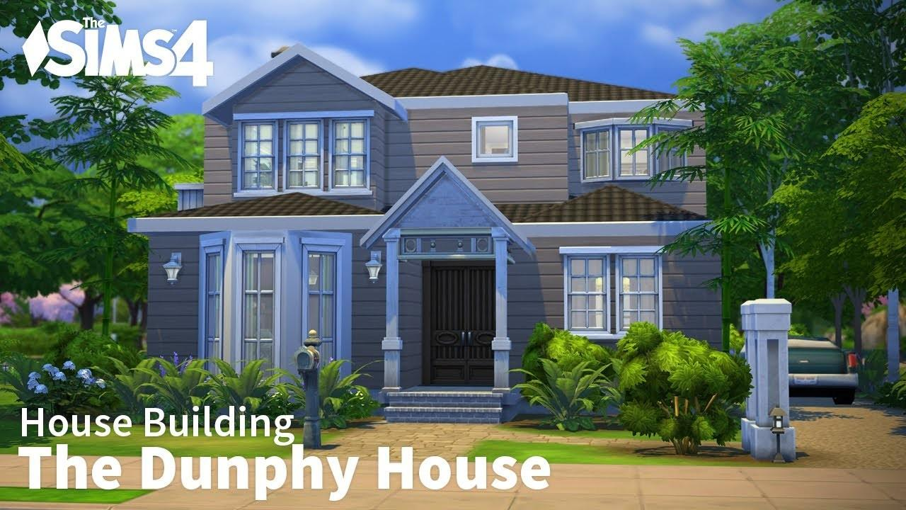 Sims House Building Dunphy