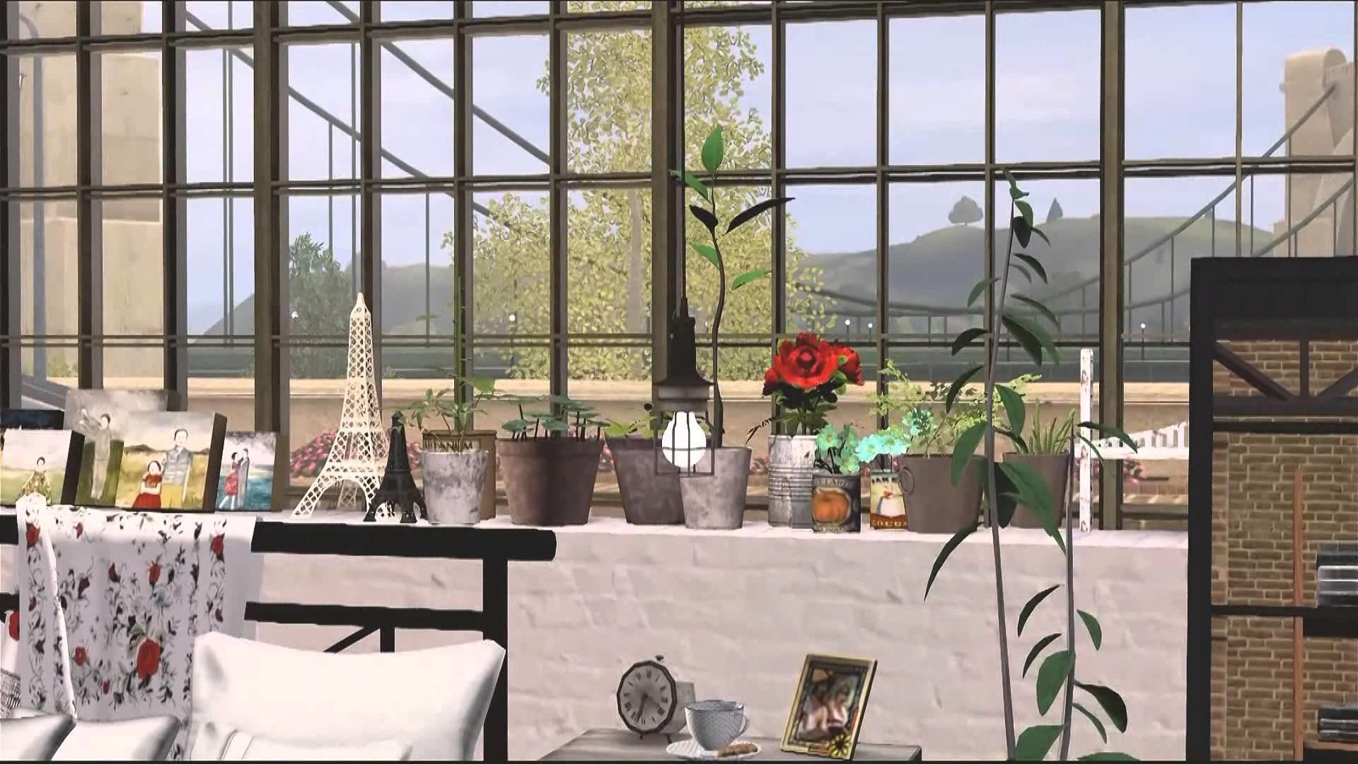 Sims Industrial Warehouse Conversion