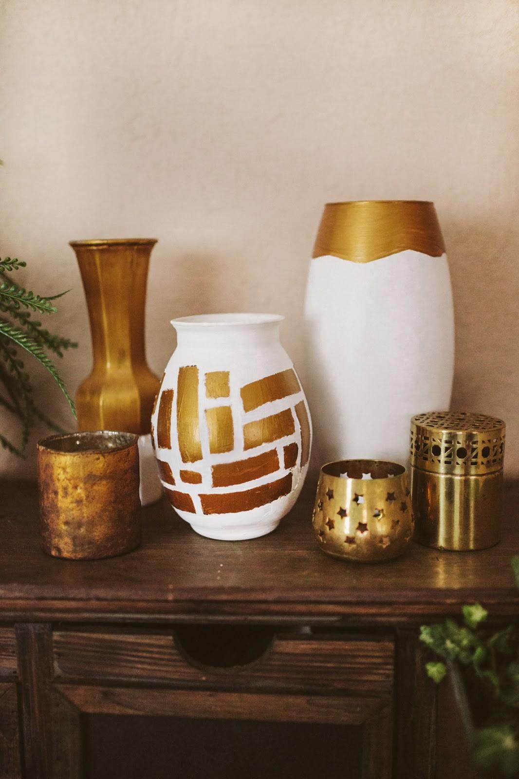 Sincerely Kinsey Vase Makeover Inspiration