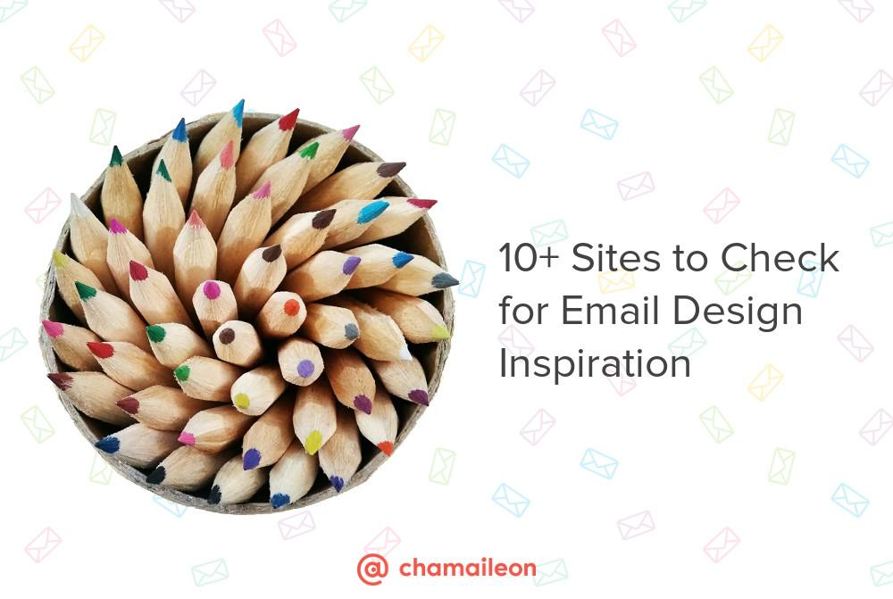Sites Check Email Design Inspirations