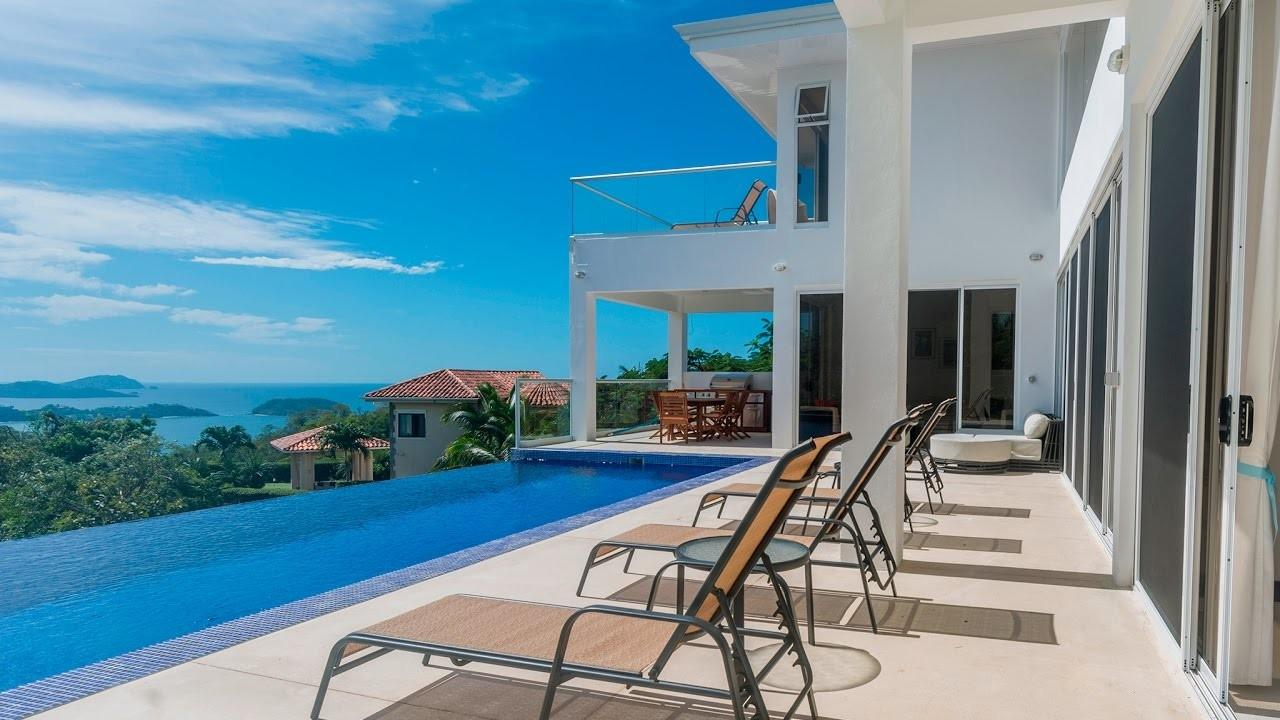 Six Bedroom Ocean Luxury Home Sale Playa