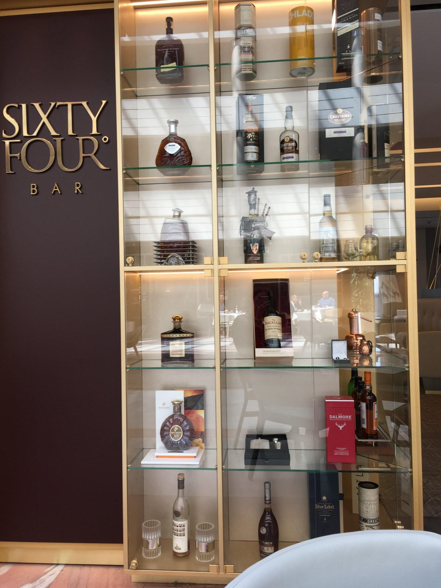Sixty Four Bar Luxembourg City Restaurant