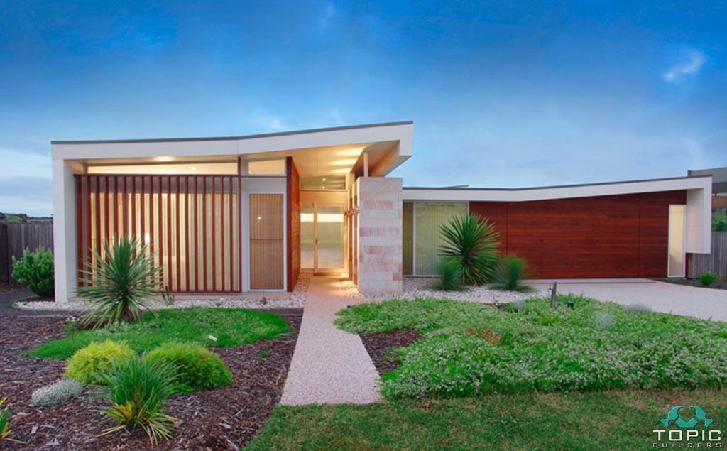 Skillion Roof House Designs Geelong Home Builders