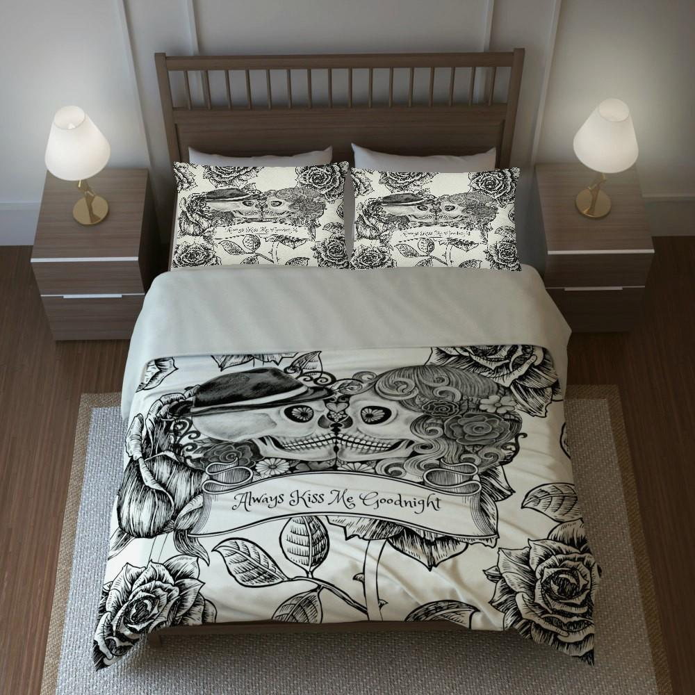 Skull Bedroom Ideas