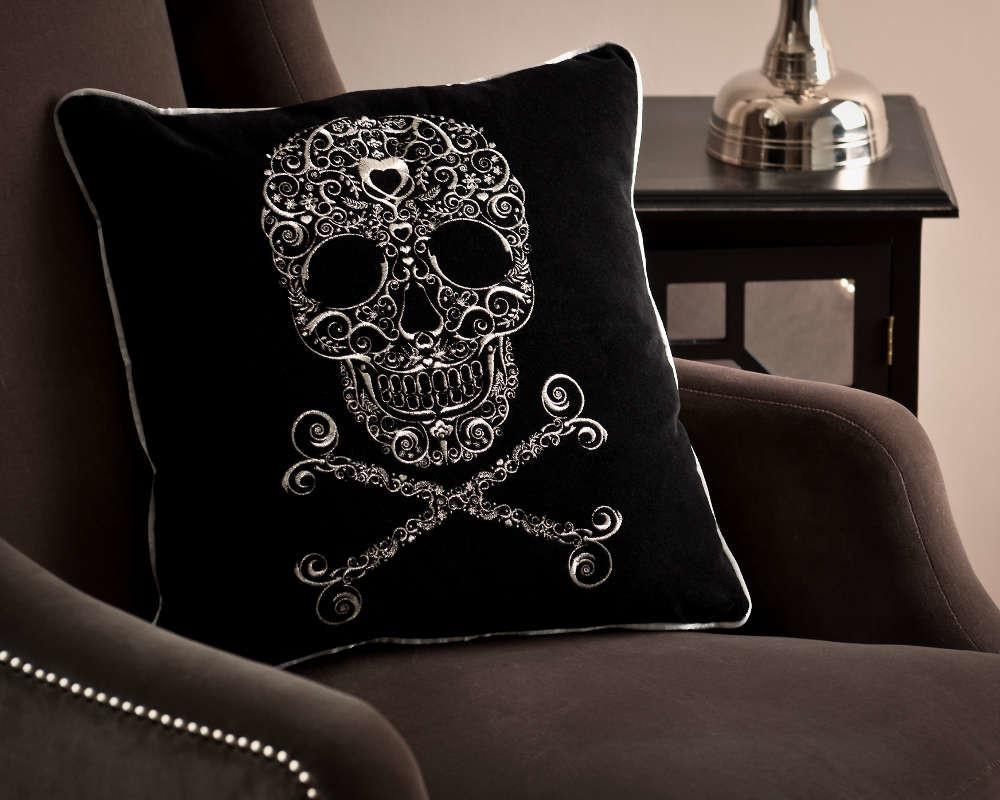 Skull Home Decor Marceladick