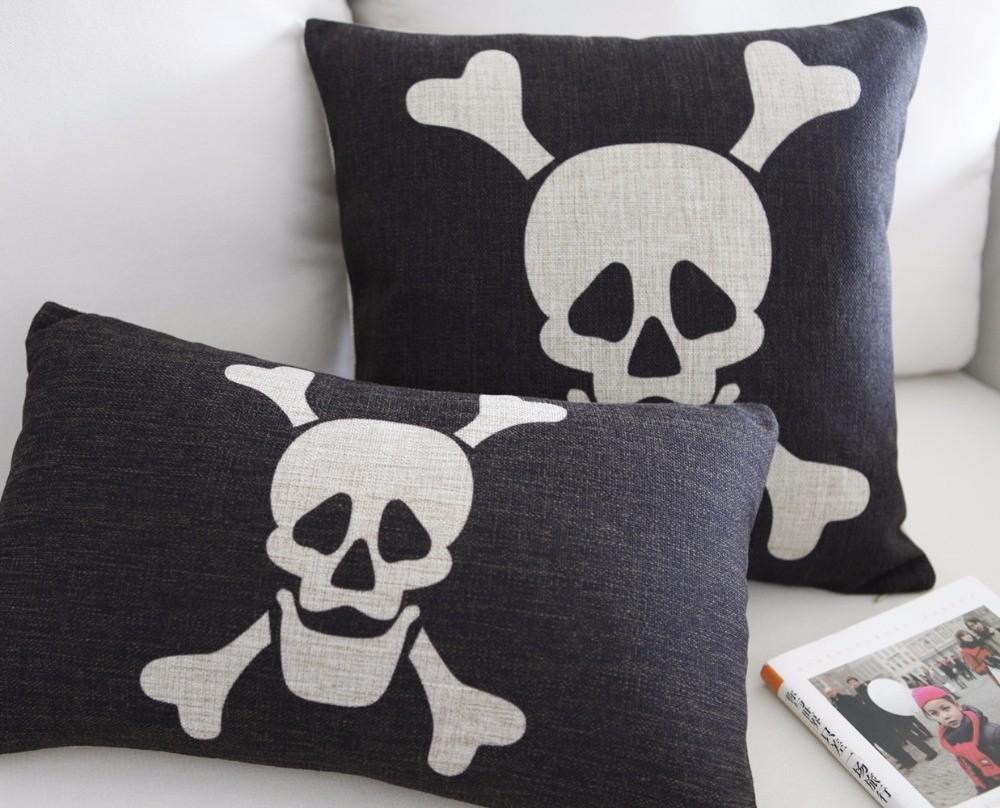 Skull Pillow Suggestions Savary Homes