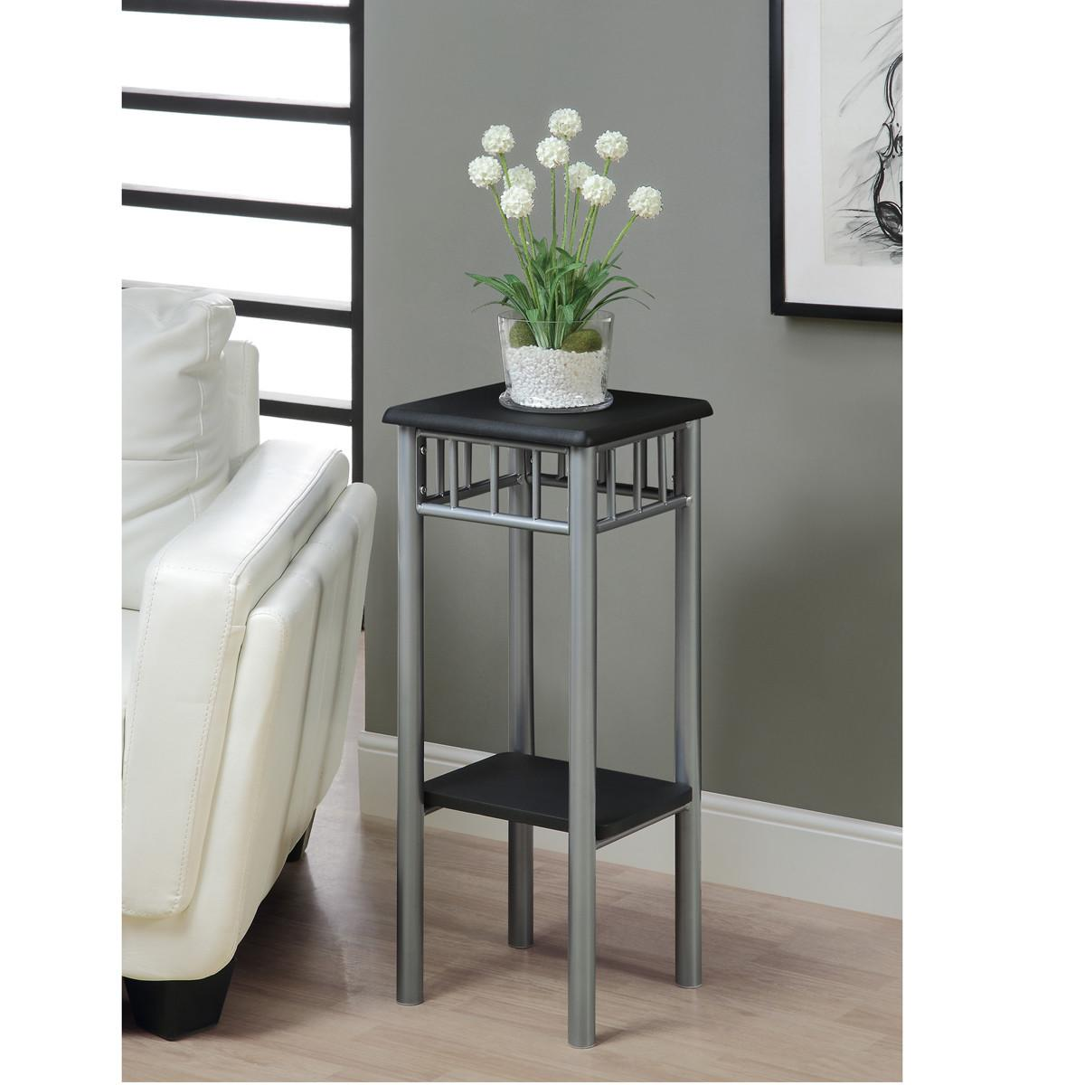 Skye Modern Plant Stand Black Shop Accent Table