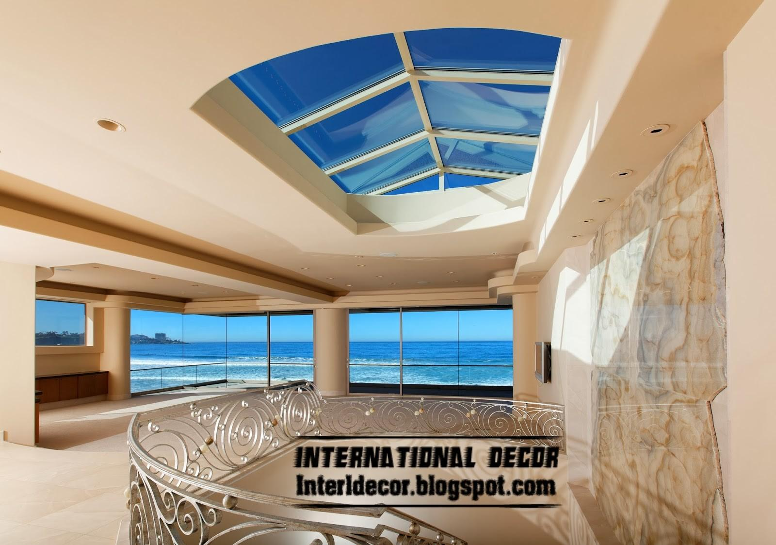 Skylight Roof Windows Designs Types Homes