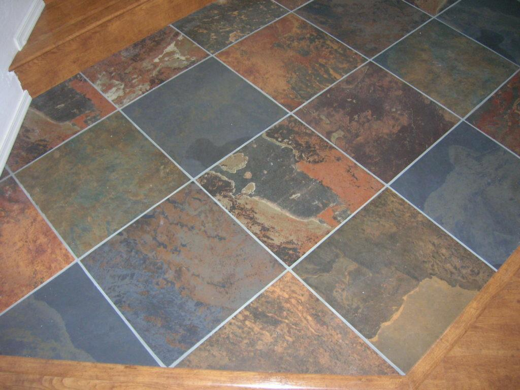 Slate Tile Flooring Marvelous Designing Home