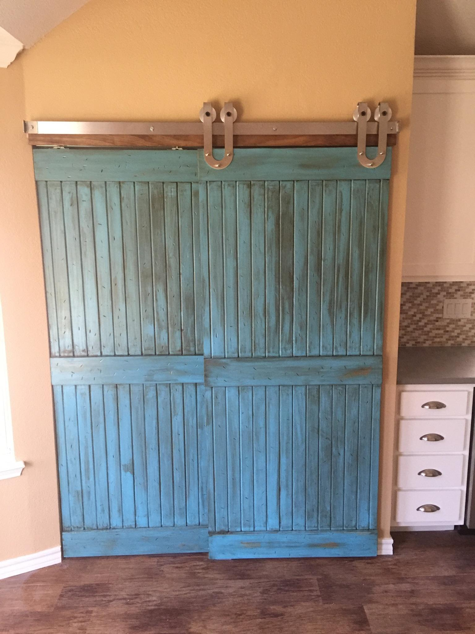 Sliding Barn Doors Add Personality Our Client New