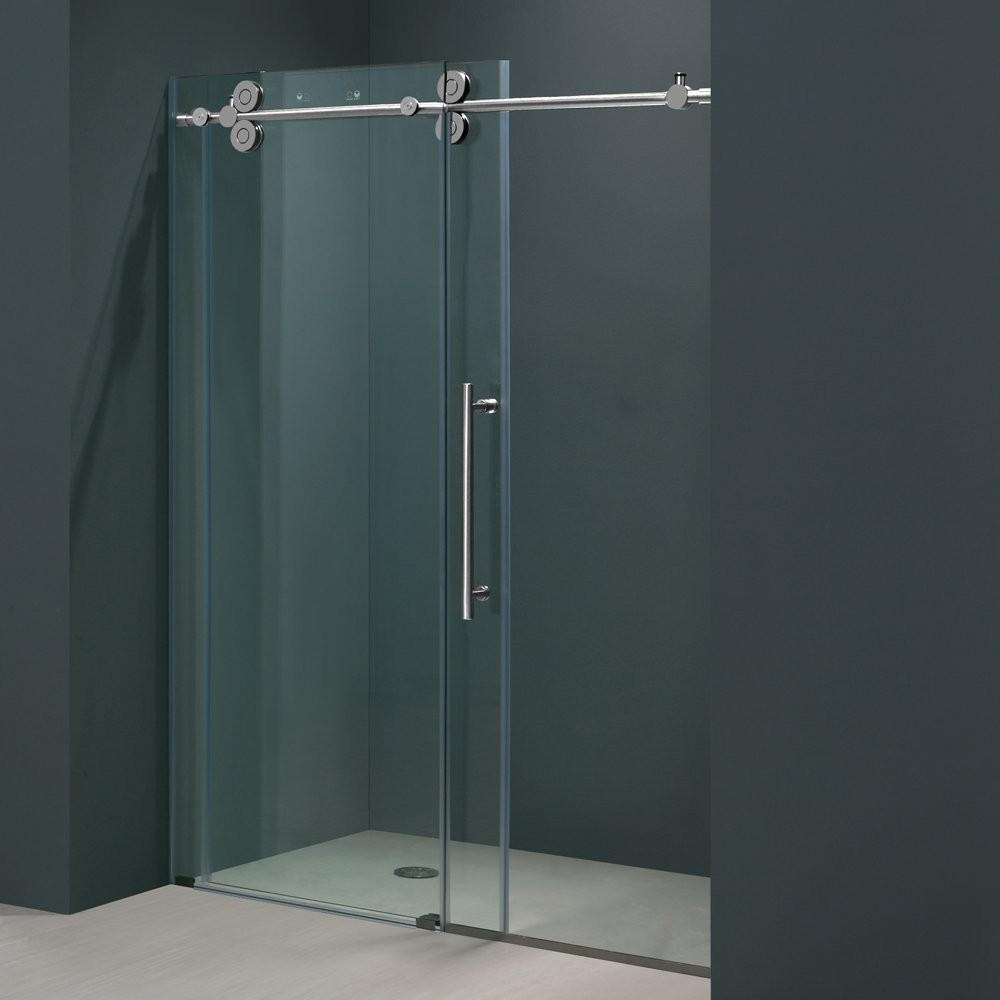 Sliding Shower Doors Select Best Bath Decors