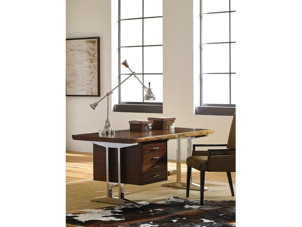 Sligh Home Office Lacosta Live Edge Writing Desk 100nl 405