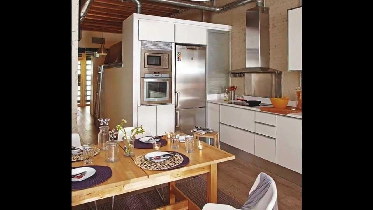 Small Apartment Barcelona Clever Design Solutions